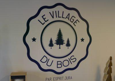 Logo Village du bois